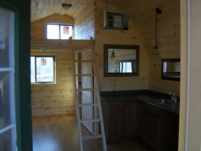 log cabin rental