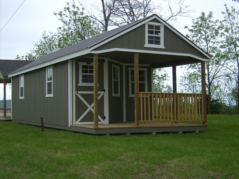 Something New Has Arrived At Country Cabins Motel In Chariton Iowa A Shed Cabin Dealership With Spring Valley Sheds LLC